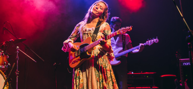 Julia Jacklin + Weyes Blood @ Zoo Twilights, Melbourne, 28.02.2020