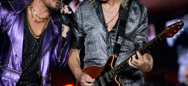 Queen + Adam Lambert @ Metricon Stadium, 29.02.2020